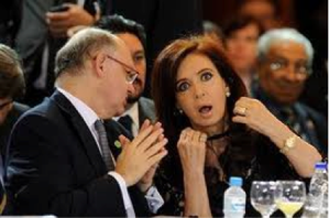 Cristina Fernández de Kirchner, Argentina's President surprise herself as well as to the Argentines with her leadership and policies.